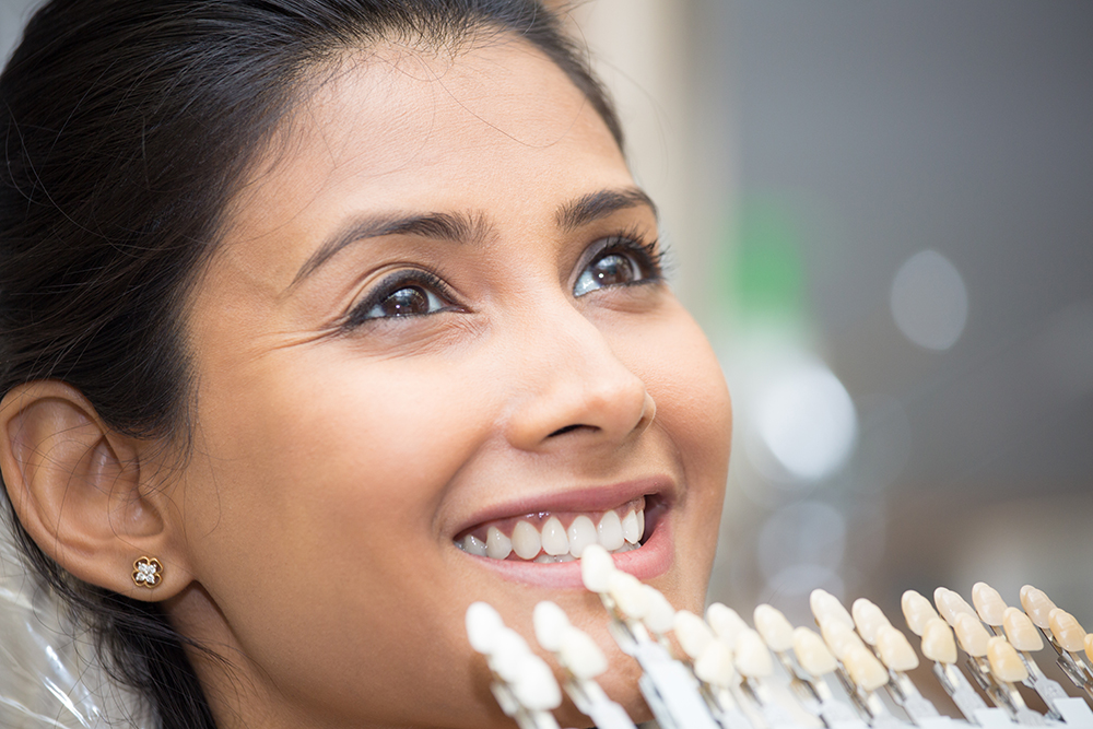 What Are Tooth Colored Restorations?