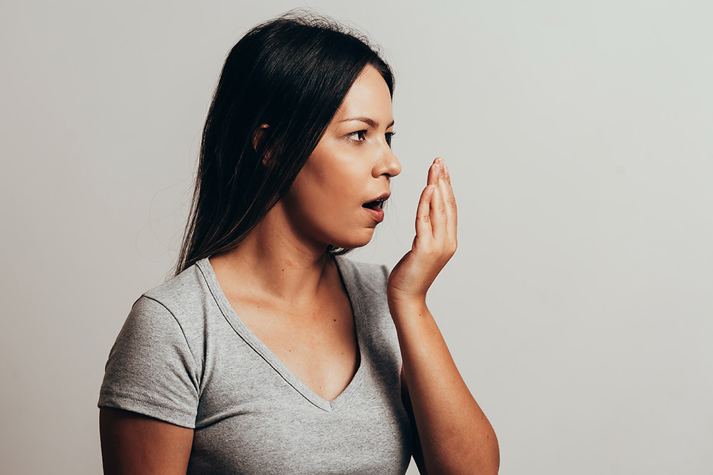 What Causes Bad Breath and How Do You Treat It?